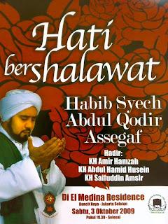Download Sholawat Habib Syech Abdul Qadir Assegaf