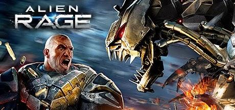 descargar Alien Rage PC Full Español mega