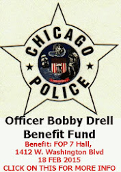 Chicago Police Officer Bobby Drell Benefit Fund