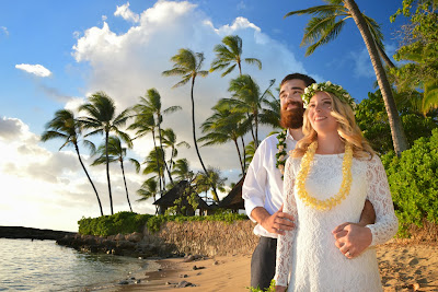 Happy Hawaiian Honeymoon