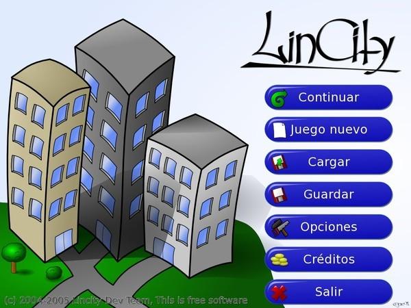 simulador cidade LinCity NG jogo PC