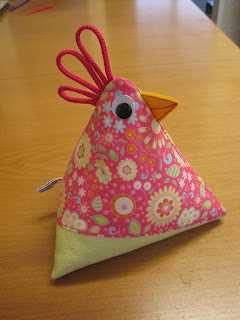 Chicken Doorstop, Tina's Allsorts