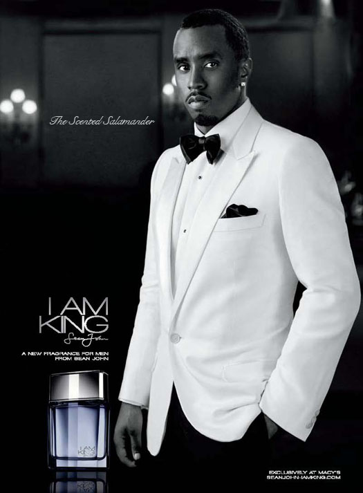 How Is P Diddy's Clothing Line Sean John which makes Sean Combs and