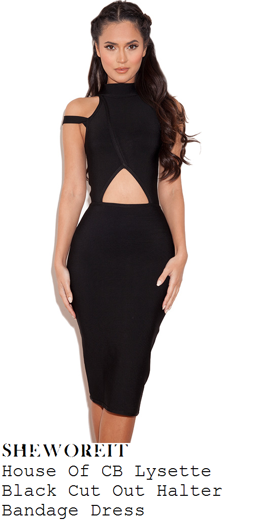 casey-batchelor-black-cut-out-strap-detail-bodycon-bandage-dress