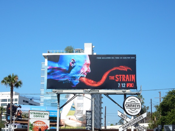 The Strain season 2 billboard
