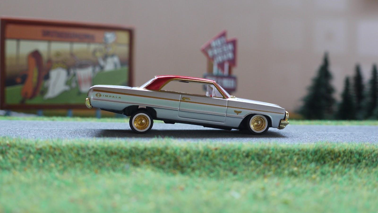 1964 chevrolet impala revell