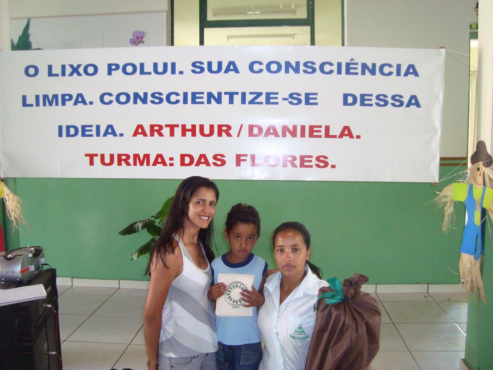Escola Municipal Professora Noeme Godinho César Projeto De Mãos