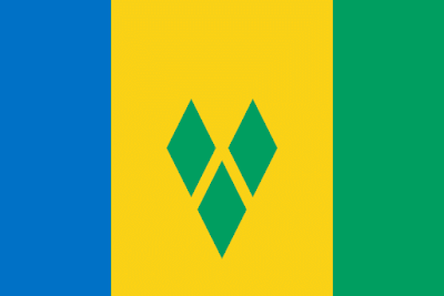 Download Saint Vincent And the Grenadines Flag Free