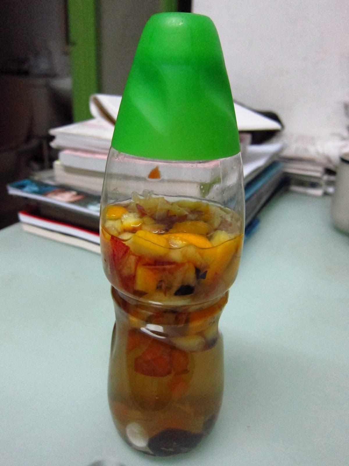 幾年前,聽說在家也可以用廚餘自製「環保酵素 ...