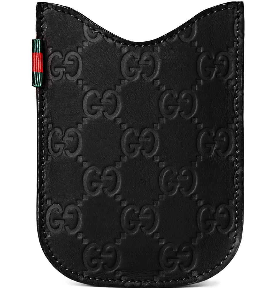 Gucci hoesje blackberry bold 9700.