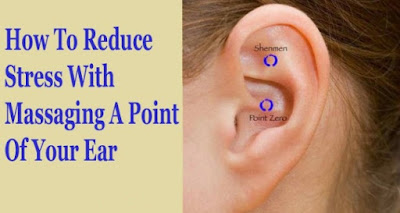 Reduce-Stress-With-Massaging-shenmen-point-of-ear