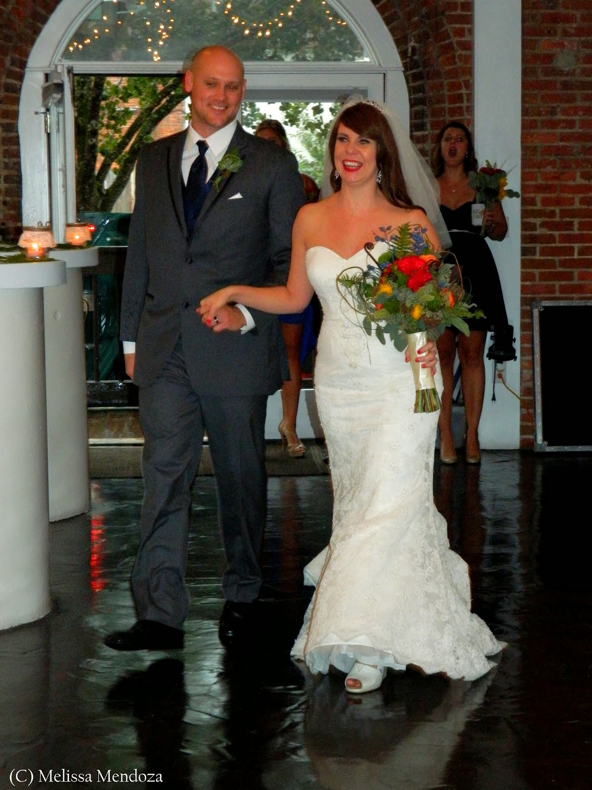 Audra And Joshs Autumn Wedding Reception Rsvp The Riverroom Blog