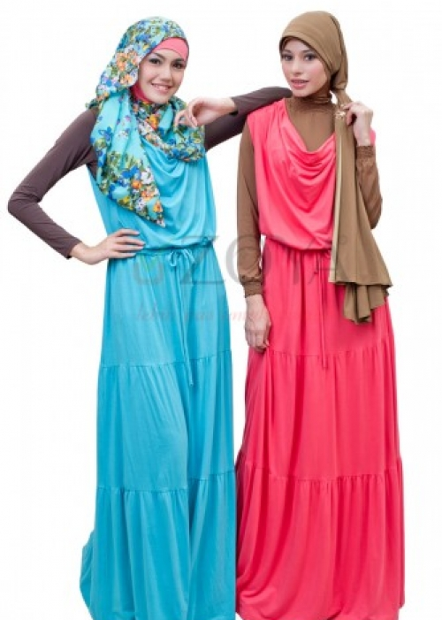 Butik Zoya Busana Muslim Berlianty Dress, butik zoya busana muslim