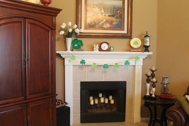 st. pat's decor