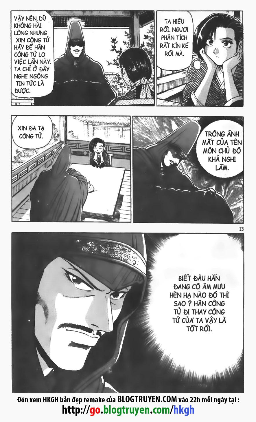 xem truyen moi - Hiệp Khách Giang Hồ Vol18 - Chap 117 - Remake