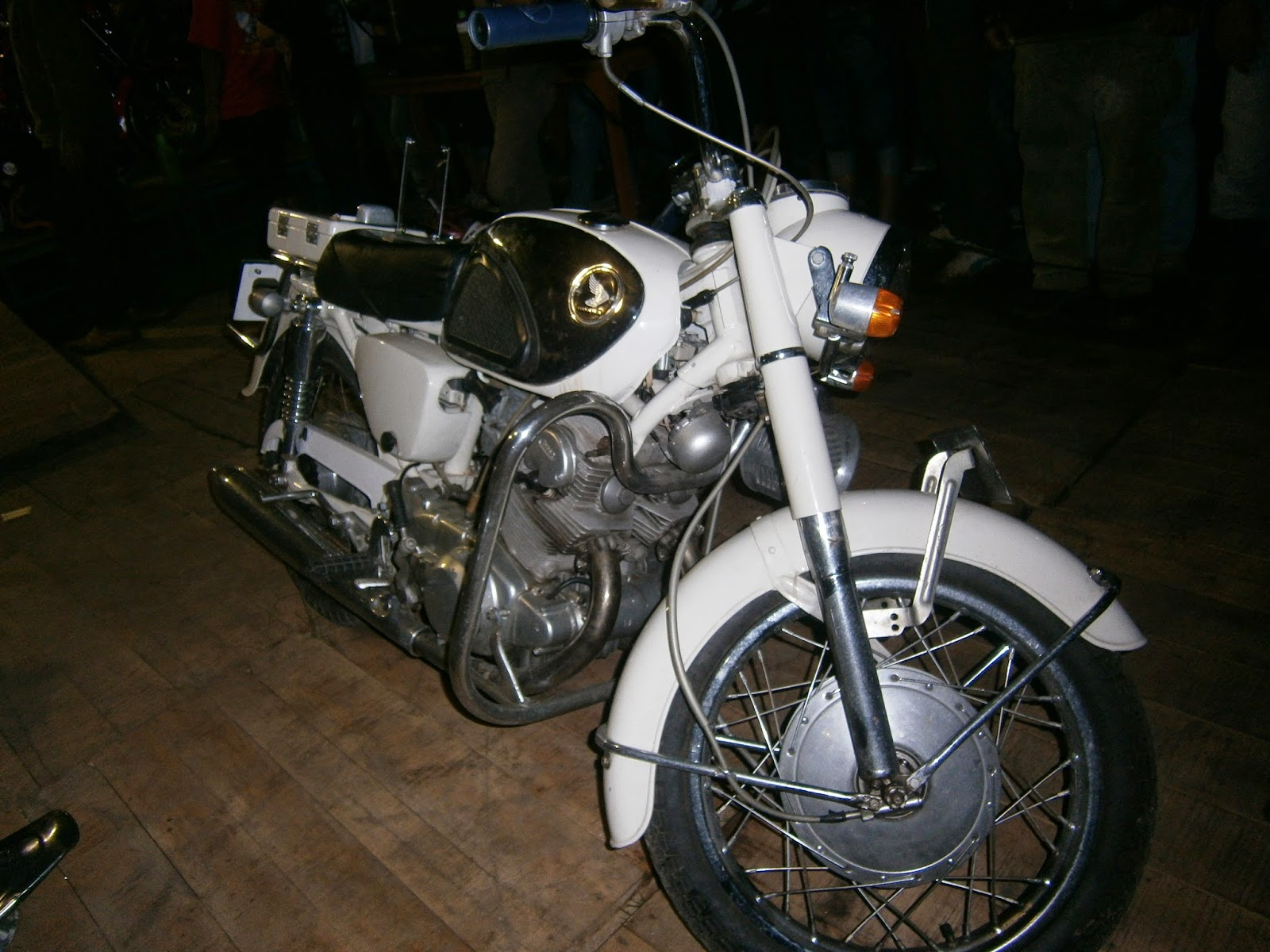 Tips Seting Motor Honda CB