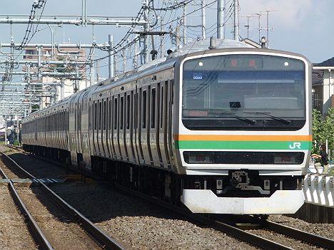 高崎線 普通 赤羽行き E231系