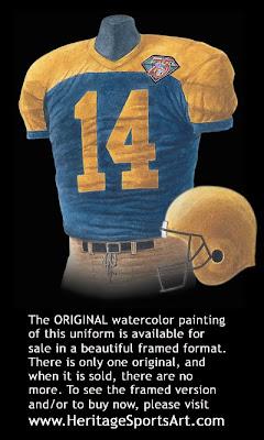 Green Bay Packers 1994 uniform