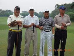 Cengkareng Golf Club, Jakarta, Indonesia