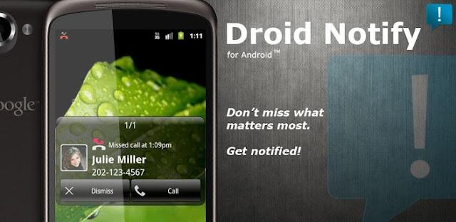 Droid Notify Pro v3.29.2