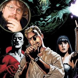 Guillermo del Toro y el Universo Oscuro de DC COMICS
