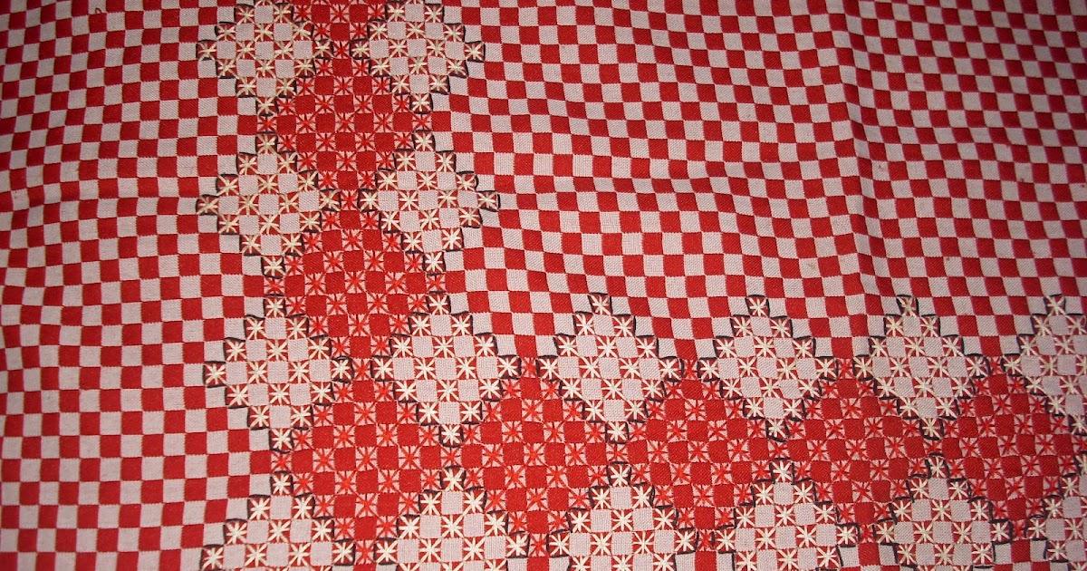 Ara ito tejedor mantel bordado en punto estrella - Ideas para hacer manteles ...