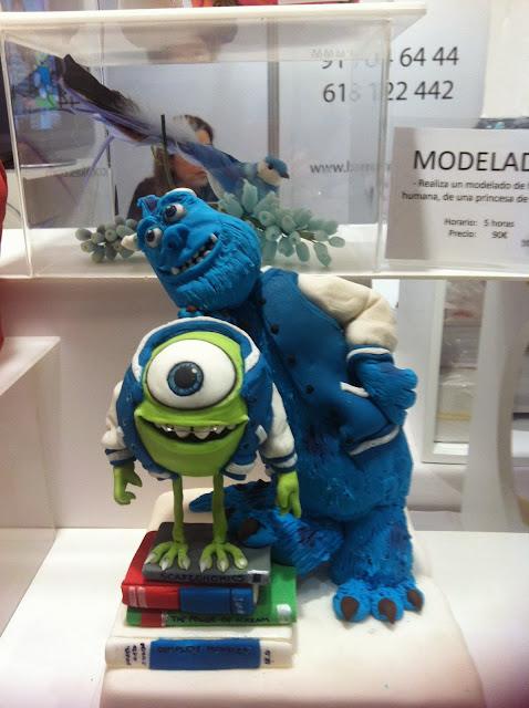 Pastel monstruos SA