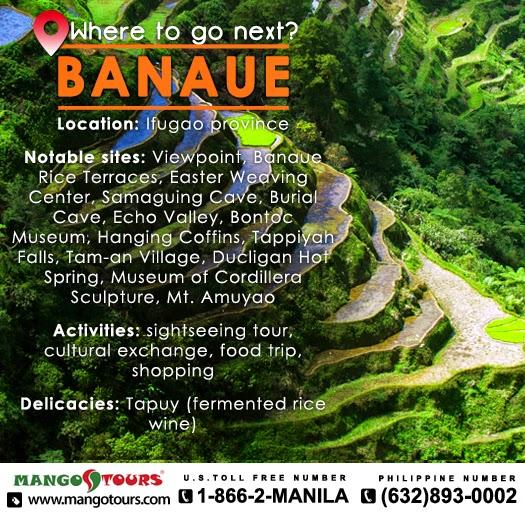 Mango Tours Banaue