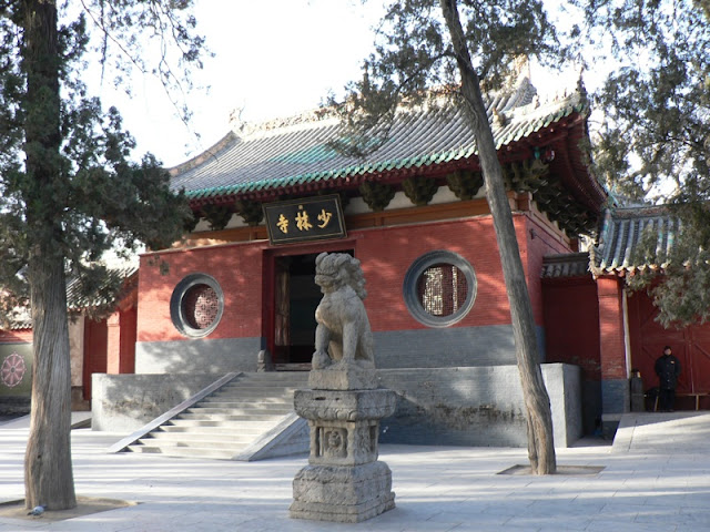 Shaolin Monastery in Henan
