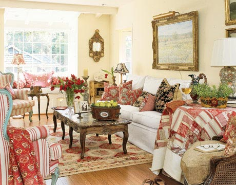 Hydrangea Hill Cottage: French Country Cottage in Montecito