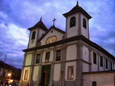 Catedral de Mariana, 300 anos de evangelização