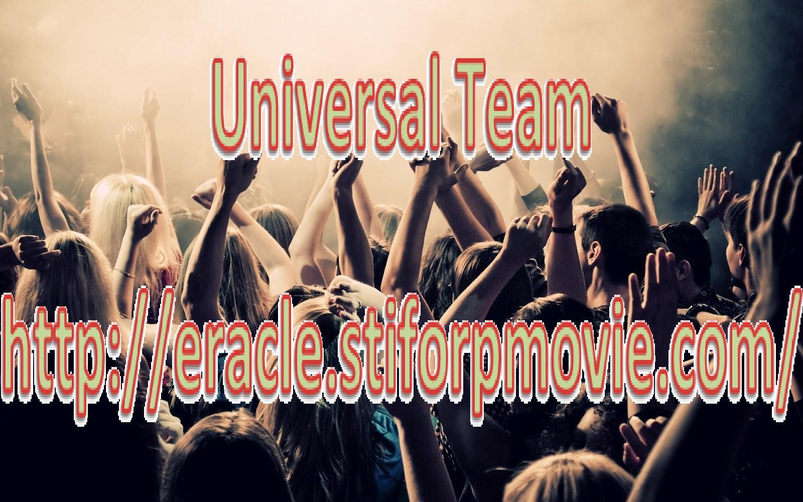Universal Team Stiforp Profits