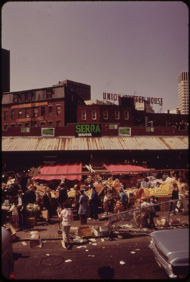 Boston 1970 Vintage Everyday