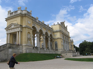Gloriette Gate at Schonbrunn