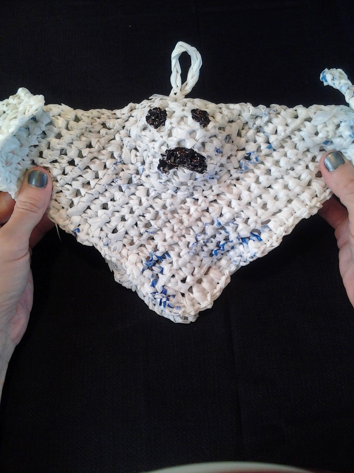 Crocheting With Plarn : Crochet is the Way: Recycle!