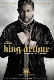 King Arthur: Legend of the Sword 2017 Movie (English) HDCAM [700MB]