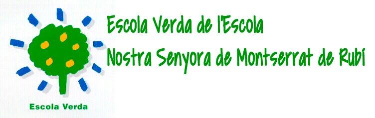Escola Verda de l'Escola Nostra Sra de Montserrat de Rubí