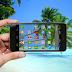 طريقة سهلة  لجعل شاشة هاتفك الأندرويد شفافة بإستعمال الكاميرا الخاصة به