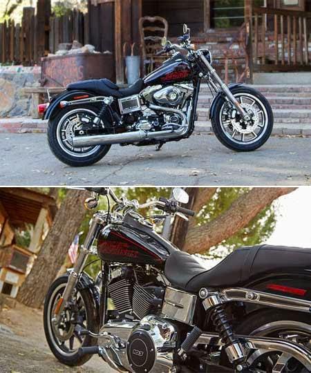Harley Davidson Dyna Low Rider 2014