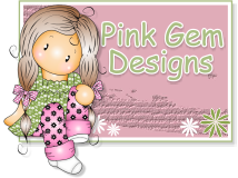 Pink Gem Designs Website