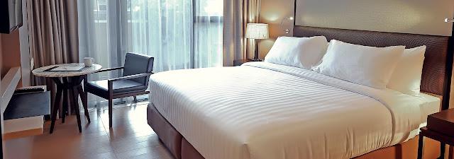 Arcadia Suites Bangkok 曼谷阿卡迪亞套房酒店 1臥室套房