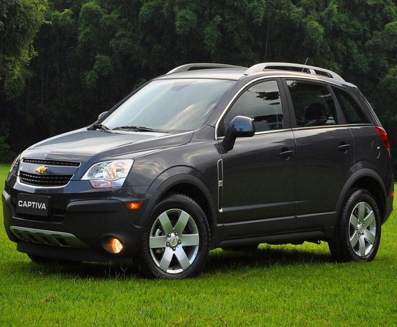 chevrolet captiva review mpg autocar autos post. Black Bedroom Furniture Sets. Home Design Ideas