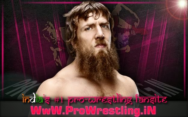 Result » WWE Extreme Rules 2014 - Daniel Bryan vs Kane (WWE World Heavyweight Championship)