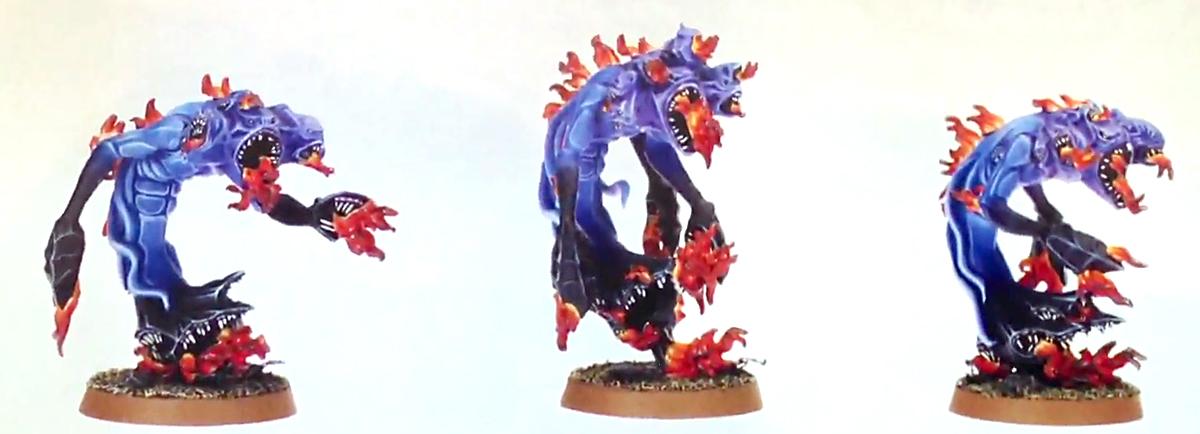 demoni - Demoni del chaos, incoming ad agosto! Flamers+cap