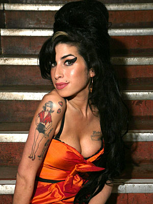 amywinehouse300 He looks nice tied up, but I lack the patience for rope, and sometimes cling ...