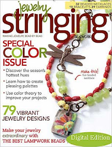 Spring 2012 Stringing Magazine
