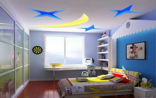 Interior Wall Paint Design Ideas