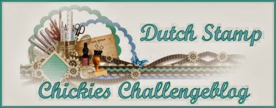 Dutch Stamp Chickies Challengeblog