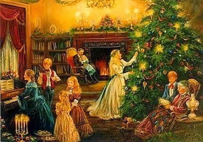 Karácsony a fény Ünnepe