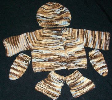 Paxton Newborn Sweater